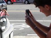 parcmètres contre trafic d'êtres humains