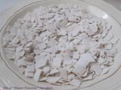 Pâte Nwasser Tunisienne sans gluten.