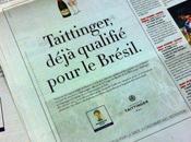 champagnes Taittinger rattrapés Evin