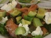 Salade fraiche saine