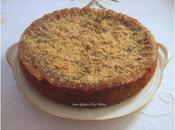 Gâteau d'orange poudre d'amande sans gluten.