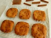 mini-cakes diététiques hyperprotéinés pomme cannelle céréales graines