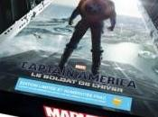 coffret pré-réservation Captain America Soldat L'Hiver chez FNAC