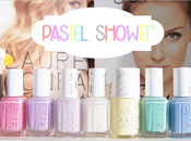 Pastel shower [défi lundi]