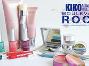 "Nouvelle collection KIKO Direction ""Boulevard Rock"""
