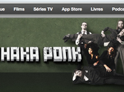 Shaka Ponk: White Pixel streaming gratuit Itunes