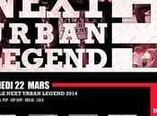 Next Urban Legend 2014 [Teaser Danse