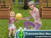 Sims Gratuit iPhone, s'invitent dans l'au-delà