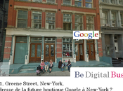 Google 1ère boutique New-York