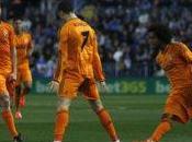 Liga Cristiano Ronaldo libère Real Madrid
