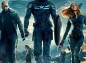 """Critique: """"Captain America, soldat l'hiver"""" Anthony Russo, sortie Mars."""