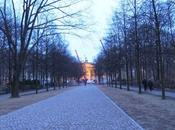 Visite Reichstag nocturne balade architecturale dans quartier Gouvernement Berlin