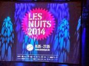 Quelques échos après conférence presse Nuits Botanique 2014!