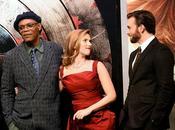 Scarlett Johansson Londres