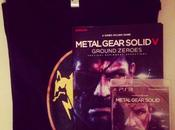Metal Gear Solid Ground Zeroes Goodies Micromania demo technique (PS3)