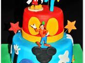 """Gâteau maison Mickey"""""""