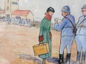"Musée ZADKINE Arques"" dessins Grande Guerre -André Warnod"