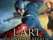 Marvel super-héros s'exposent Musée Arts Ludiques
