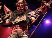 Décès Dave Brockie Oderus Urungus thrash metal band GWAR!