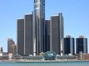 Renaissance center detroit michigan (usa)