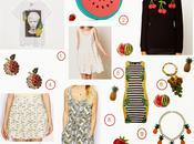 Shopping list: salade fruits jolie