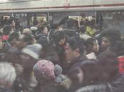 monstres métro