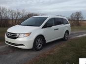 Essai routier: Honda Odyssey 2014