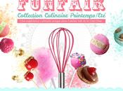 Collection Culinaire Printemps-Été #FoodFunFair