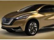 Nissan Murano 2015 premières images