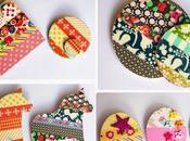 réaliser broches colorées avec washi masking tape