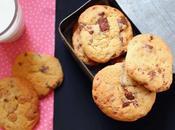 Cookies pépites beurre cacahuète-chocolat [inspiration Laura Todd]