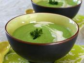 Velouté brocolis curry
