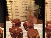 Brownies trois chocolats