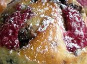 Muffins allégés framboise-choco Stevia PureVia