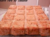 Gâteau Crevettes, Surimi Tarama