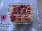 Clafoutis griottes Picard