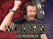Hugh Jackman chante comédie musicale Wolverine