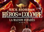 Héros l'Olympe (4/5) maison d'Hadčs Rick Riordan