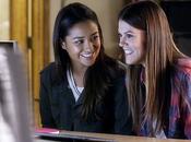 Pretty Little Liars nouvelle petite amie pour Emily dans saison