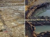plus ancien système d'irrigation romain jour archéologues l'Université Cambridge