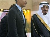 HYPOCRISIE. Barack Obama s'est (encore) prosterné devant Abdallah d'Arabie saoudite