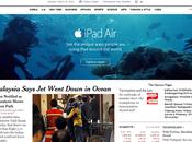 FAIL Publicitaire Apple iPad