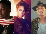 Alicia Keys Kendrick Lamar Pharrell l'entrainant It's Again