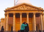 Quand chantier Panthéon devient oeuvre d'art, entrer avec (Paris