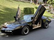 David Hasselhoff vend voiture K2000 enchères