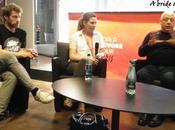 Conférence Omnivore autour problématiques d'ouverture d'un restaurant avec Badoit