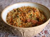 Salade céréales vitaminée (adaptation Kasha Tuna Cojean)