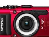 Olympus lance nouvel appareil photo numérique tout terrain, Stylus Tough TG-3