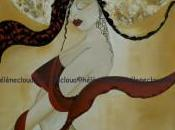 tableau peintre Selena