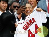 selfie déguisé Maison Blanche